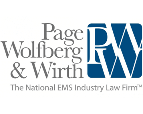 affiliated with page, wolfberg & wirth ems law firm
