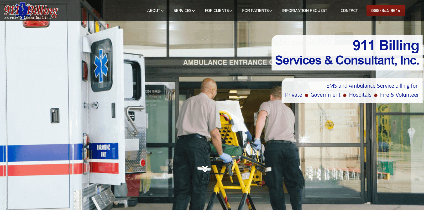 About Our EMS & Emergency Outsourced Billing Services Company